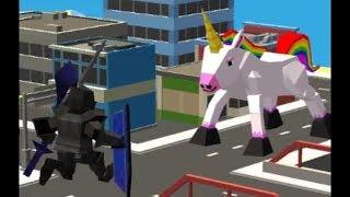 Smashy City - Monster Battles Game Walkthrough