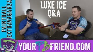 Luxe ICE Q & A with DLX - PBE2016