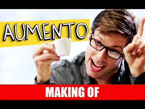 Making Of – Aumento