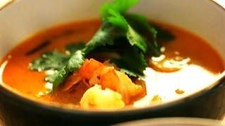 Как приготовить тайский суп том ям кунг? - Основной инстинкт. Выпуск 7