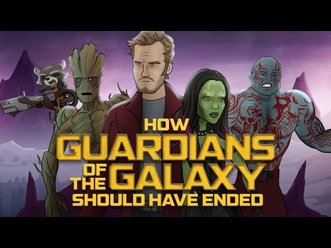 Thumbnail: How Guardians of the Galaxy Should Have Ended