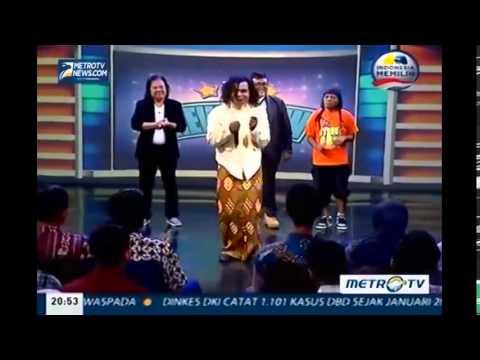 Akibat Orang Papua Nyanyi Lagu Jawa Lucu Terbaru 2014