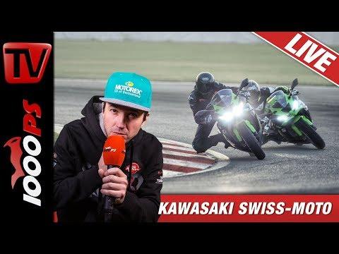 Kawasaki SWISS-MOTO - Umbauten, Turbo-Soundcheck, Z1000 Zukunft, Aktivitäten und News in der Schweiz