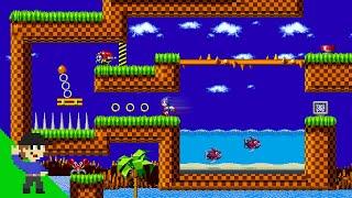 Level UP: Sonic's Maze Mayhem