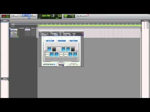 How to use Auto Tune EFX - Pro Tools Vocal Tutorial