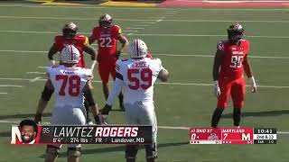 College Football 2018   Ohio St Vs Maryland  Nov 17