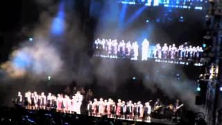 [爱因为在心中] 王力宏 Lee Hom 火力全开Music-Man II Malaysia 2012