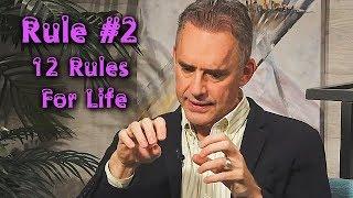 Rule 2: Take Care of Yourself   Jordan Peterson