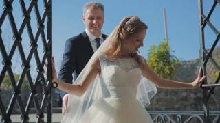 Свадьба Платона и Марии, Черногория, октябрь 2016