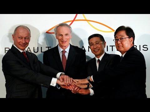 Renault, Nissan und Mitsubishi planen neue Allianz