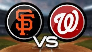 8/15/13: Late homer lifts Giants past Nationals