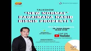 """live talkshow bersama Bupati Musi Banyuasin """" Trik Jitu Muba Perangi Covid-19 """""""