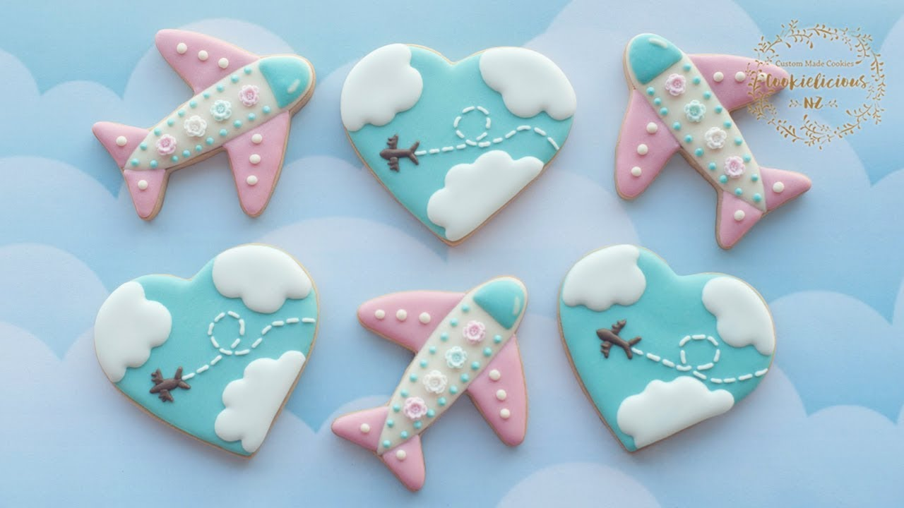 how to make baby shower cookies favors
