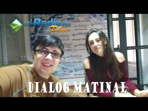 Vlad Codreanu Emisiunea Dialog Matinal la Radio Plai cu Doina Danielean