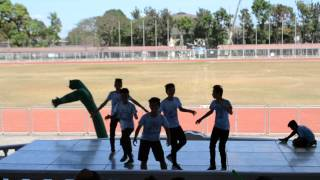Dance Animotion Event last March 7,2014 at De La-Salle University D...