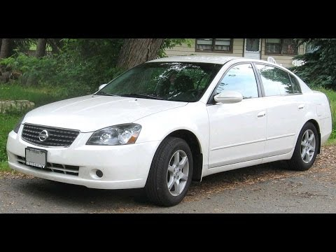 NISSAN ALTIMA - Idle Relearn Procedure - This How To ...