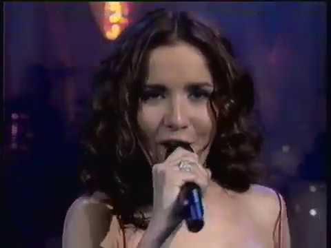 """Natalia Oreiro - Huracán En """"Al Fin De Semana"""" (México 1999)"""