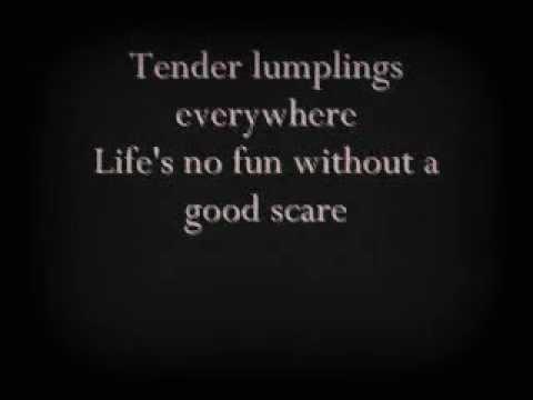 This Is Halloween By Danny Elfman (Lyrics)