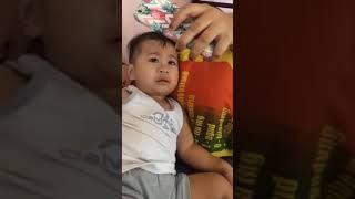 Bata naiyak sa contestant ng wowowin gma7