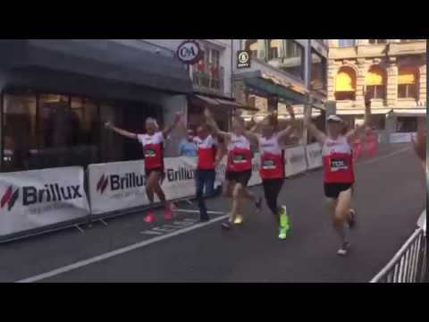Basel Marathon Ekiden 2016