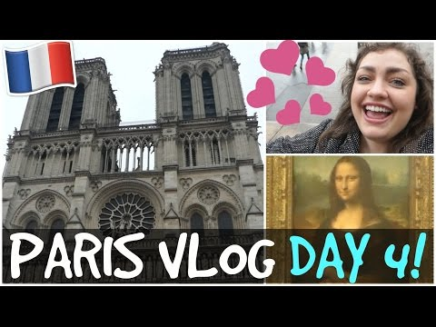 MN → EU | Paris Vlog (Day 4)