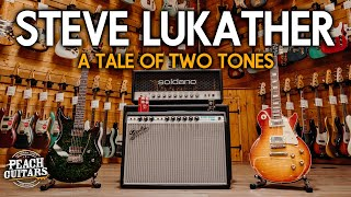 Steve Lukather: A Tale of Two Tones