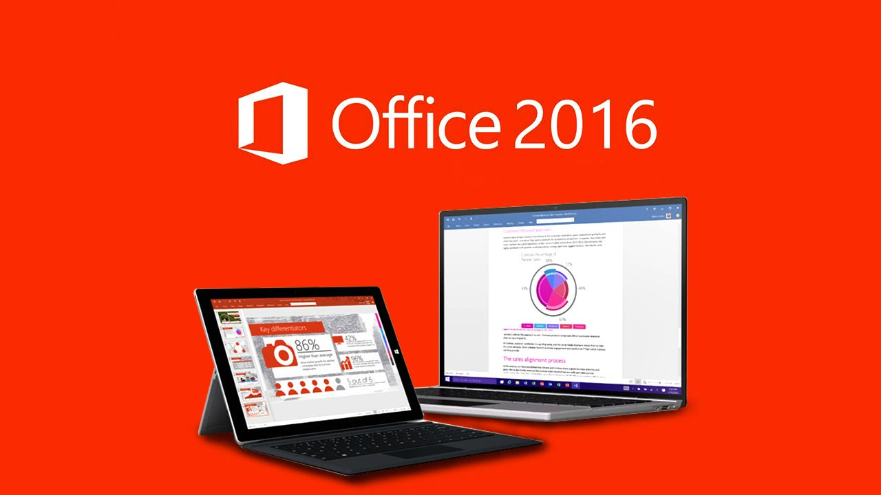 descargar paquete de office 2016 para pc
