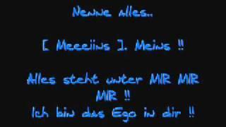 Killerpilze  - Ego
