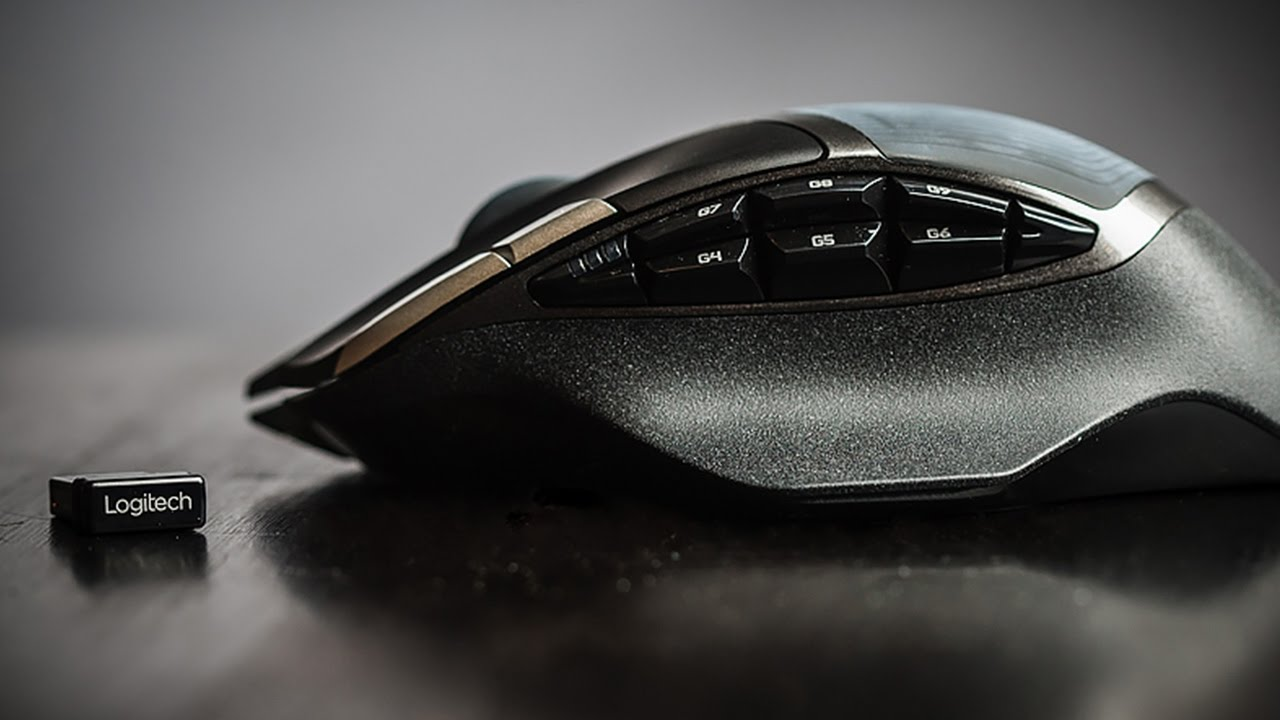 Logitech G602 Practical Review - BEST WIRELESS GAMING MOUSE!!