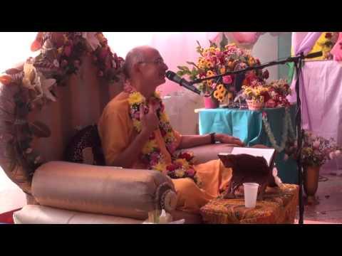 Шримад Бхагаватам 7.5.11 - Бхакти Вигьяна Госвами