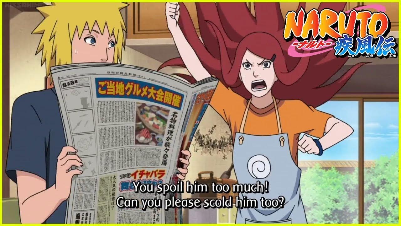 naruto s life if minato and kushina were alive sakura gets