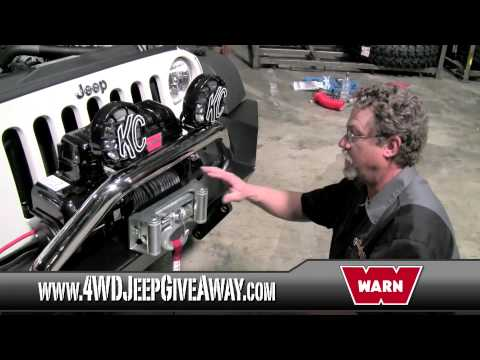 warn power plant wiring diagram jeep winches winner installing a warn powerplant winch youtube  warn powerplant winch