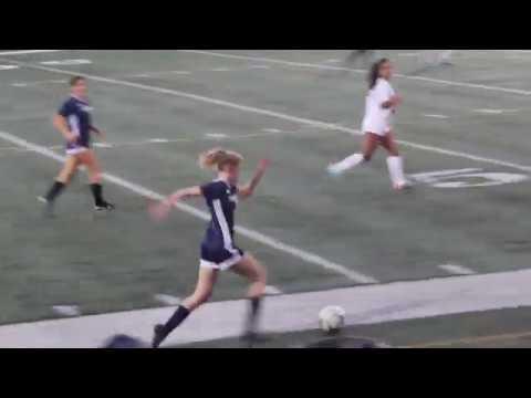 Cal Girls Varsity Soccer Vs. LSHS