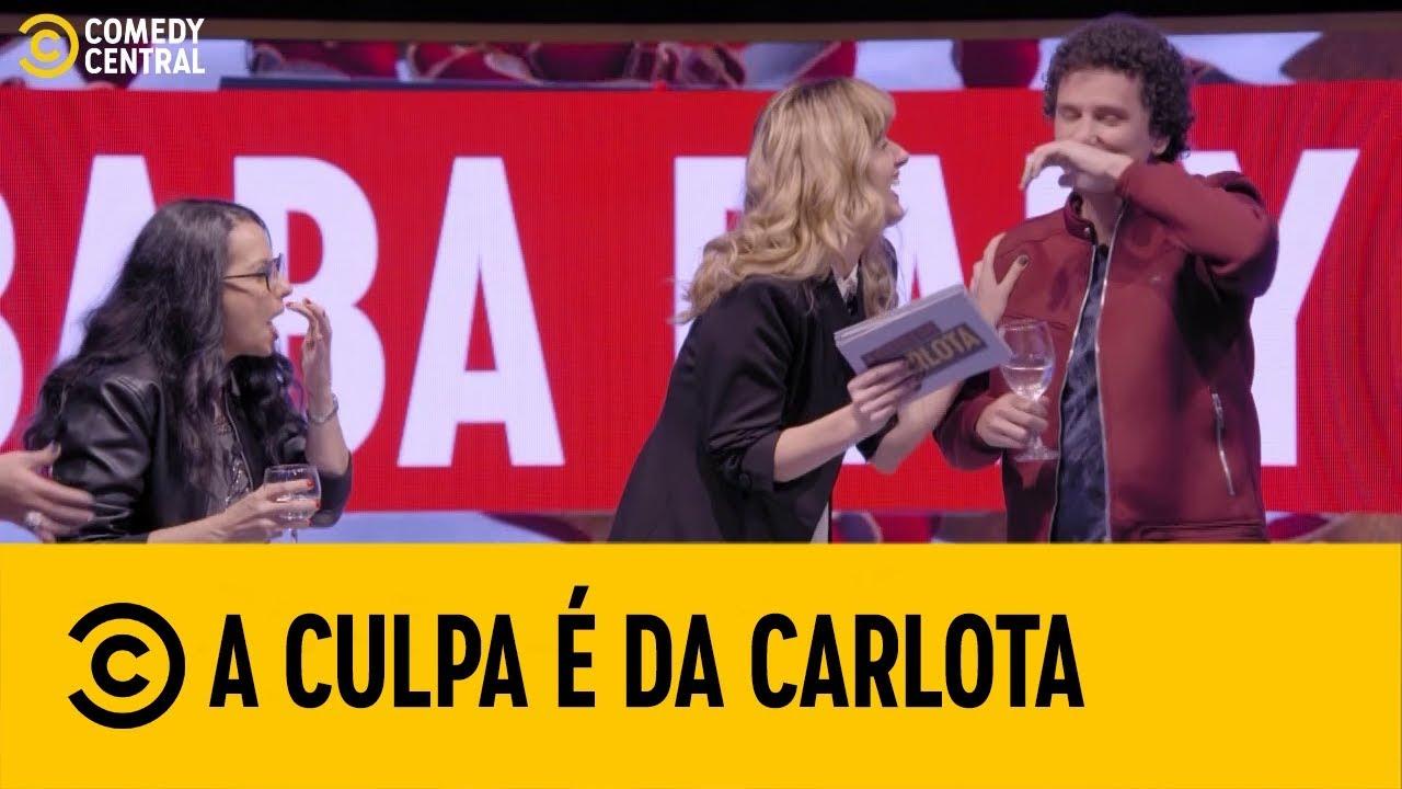 #ACulpaÉDaCarlota - Baba BABY com Rafael Portugal - parte 2