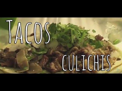 Los famosos tacos de Culiacán