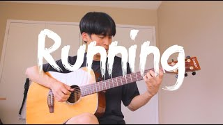 Gaho (가호) RUNNING - Fingerstyle Cover - Jooyoung Park