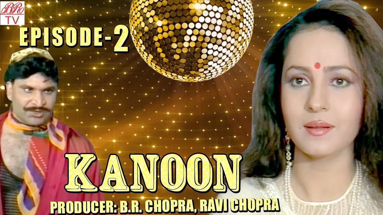 Kanoon    BR Chopra SuperHit Hindi TV Serial-Khamoshi