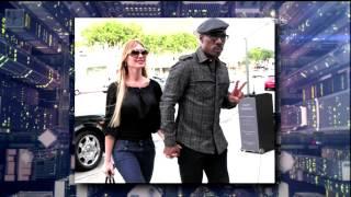 Super Sexy Cheyen Yerardi Hablando Sobre Relation con Eddie Murphy (8-28-12)