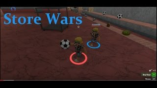 Roblox - Store Wars (PVP)