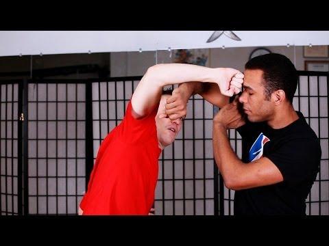 How to Do Man Sau aka Asking Hand | Wing Chun