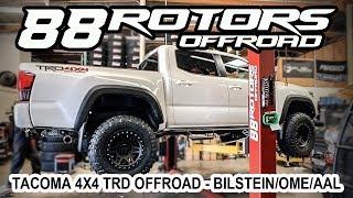 2019 Toyota Tacoma 4x4 TRD Offorad Bilstein & OME LIFT