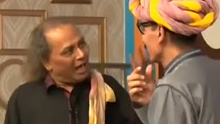 Aman Ullah Punjabi Stage Drama Comedian in Sawa Teen Show