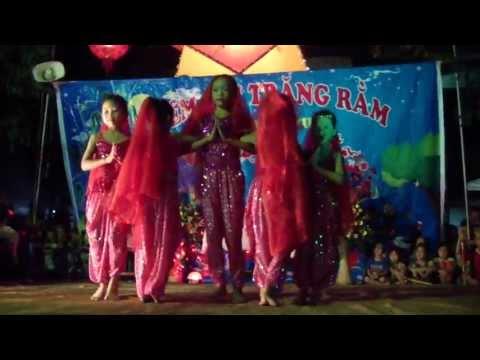 Múa Ấn độ-thôn trinh tiết