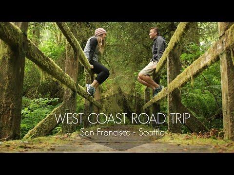 Road Trip   USA West Coast