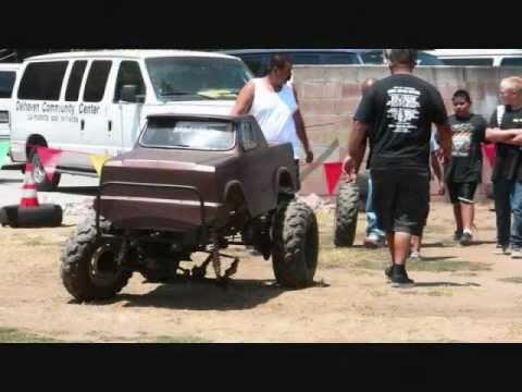 Monster Go Kart Truck Youtube