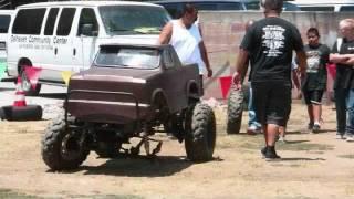 monster go kart truck