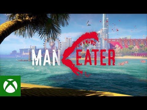 Игра Maneater стала доступна в подписке Xbox Game Pass
