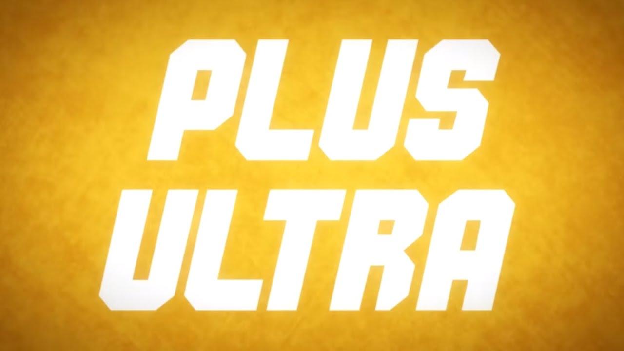 Plus Ultra Boku No Hero Academia Amv Youtube