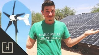 Video Micro Wind Turbines... Are They Worth It? (Off Grid Solar) download MP3, 3GP, MP4, WEBM, AVI, FLV Desember 2018