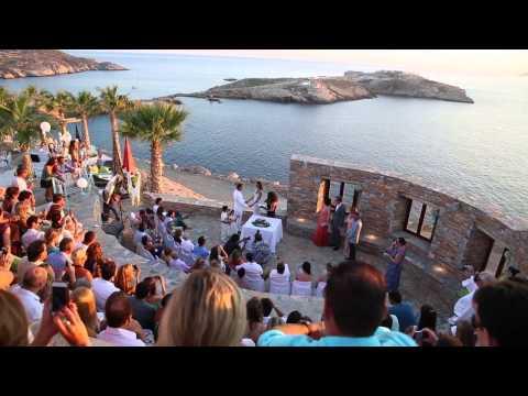 Wedding at Pathos Lounge Bar and Restaurant